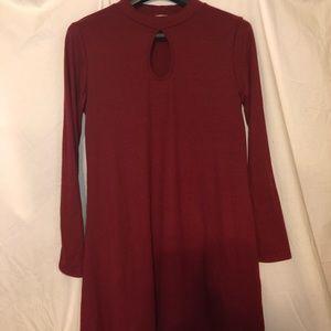 BRAND NEW KEY HOLE DRESS